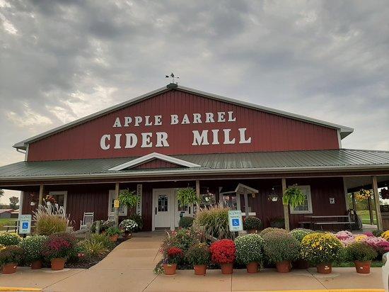 Apple Barrel Cider Mill