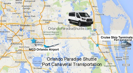 Our main goal is that you receive a professional, reliable and excellent shuttle service.