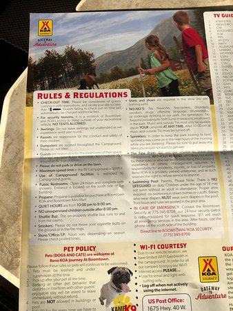 Reno Koa At Boomtown Updated 2020 Prices Campground Reviews Verdi Nv Tripadvisor