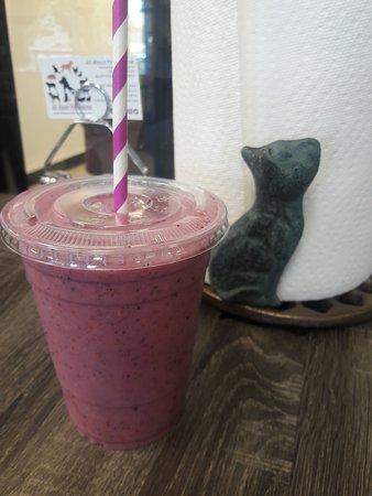 Selden, Estado de Nueva York: Berry Smoothies