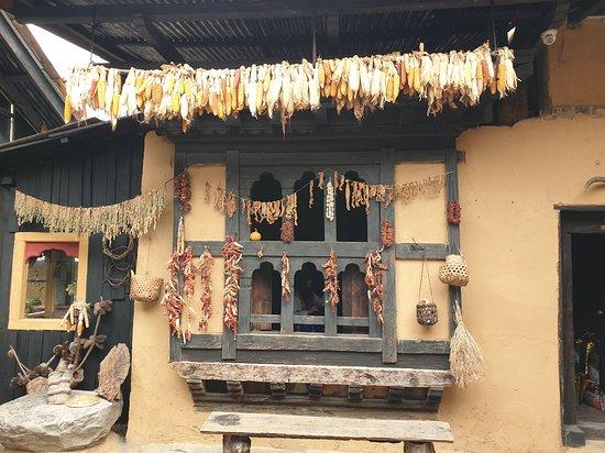 Simply Bhutan Museum: dwelling
