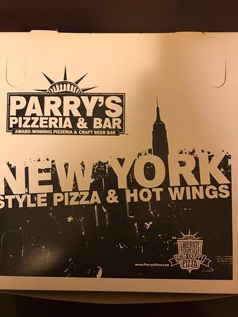 Northglenn, CO: Parry's Pizzeria & Bar