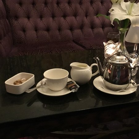 Tea at Clontarf Castle