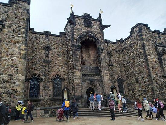 Edinburgh Castle Entrance Ticket: 聖瑪莉大教堂