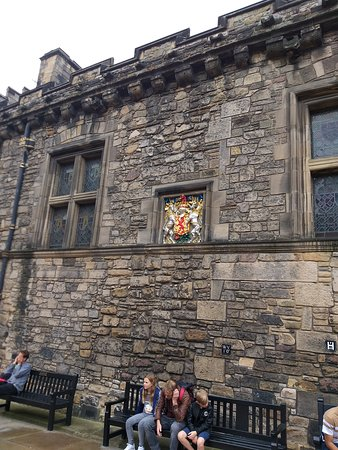 Edinburgh Castle Entrance Ticket: 大宴會廳