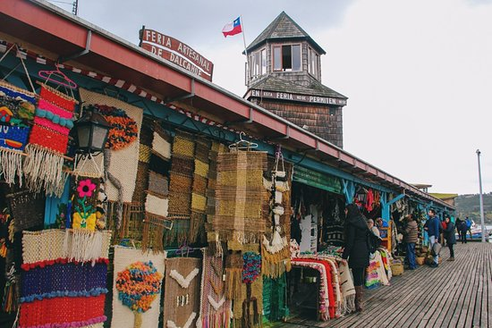 Myths and Legends of Chiloé - Full Day Tour: Artisan market