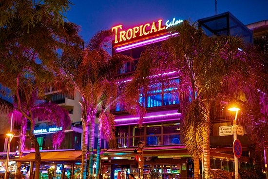 Disco-Club Tropical
