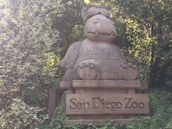 San Diego Zoo Ticket Fotografie