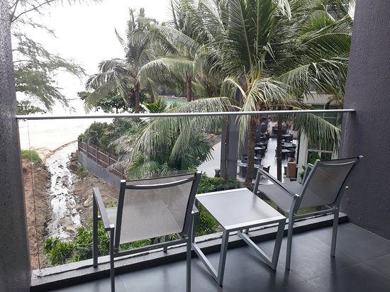 Room terrace.