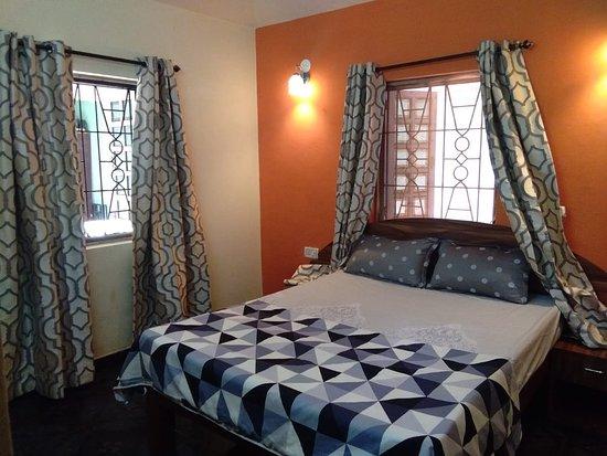 Αντζούνα, Ινδία: Standard Double Room