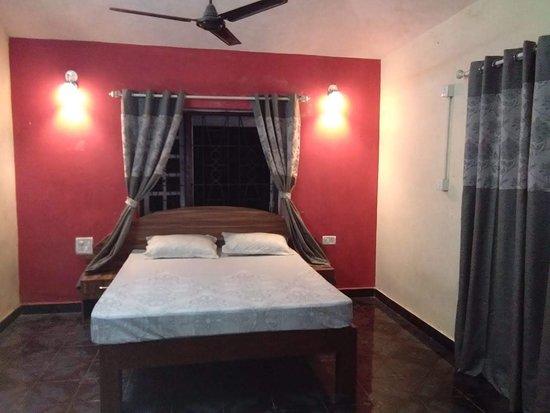 Αντζούνα, Ινδία: Standard Spacious Double Room