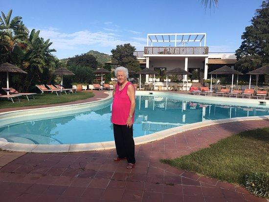 Villasimius, İtalya: Hotel Altura