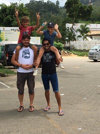 Un voyage inoubliable grâce à Isuru