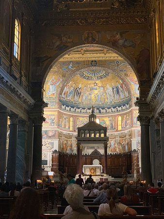 Historic church worth a visit!