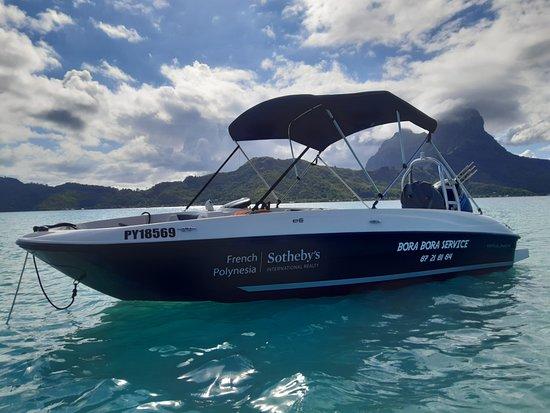 Bora Bora Service