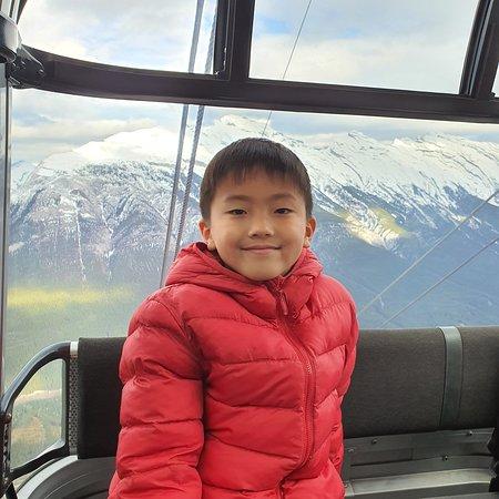 2019. Oct.3rd 설퍼산 곤돌라 Banff, Canada