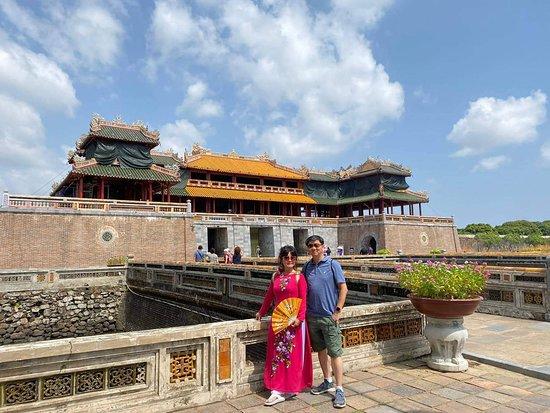 Hué, Vietnam: HUE CITADEL