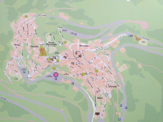 Centro Storico Cartina Geografica Roma.Immagini Di Cervara Di Roma Foto Di Vacanze A Cervara Di Roma Provincia Di Roma Tripadvisor