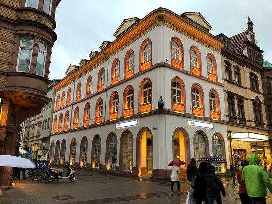 Heidelberg Fußgeherzone