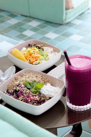 Fuel food to keep you energised.