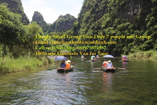 Luxury Ninh Binh - Small Group Only 7 People