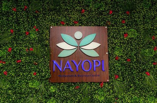 NAYOPI Entrance