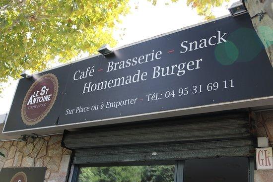 Vue de ce restaurant