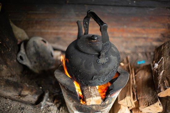 น้ำกาลาโต้ สำหรับชงกาแฟ