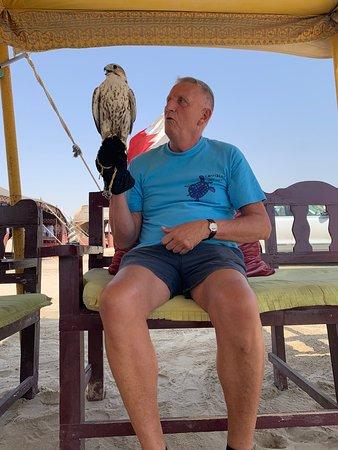 Doha : 4 Hours Private Desert Safari صورة فوتوغرافية