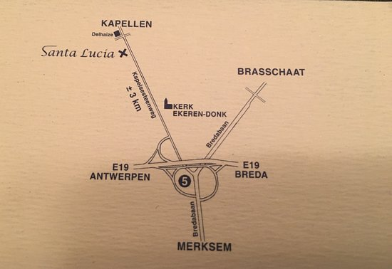 Ekeren, Belgium: How to get there !
