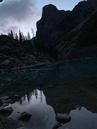 Lake Louise Resmi