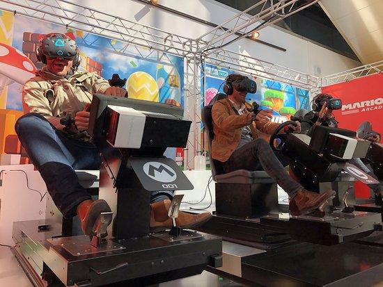 VR ZONE Portal Marseille
