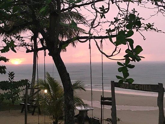 Kuala Penyu, Malaysia: * * 💦 Despite the rain, the sunset always there for ya 😇 * * ~ We are simple, yet we are JEWEL within ❤️ ~ @nagapuribeachretreat . .. ... .... ..... ...... #travel #traveler #traveller #traveling #travelling #travelphotographer #happyholidays #travelgram #sunset #beach #accommodation #barbecue #foodporn #seafood #kualapenyu #visitkualapenyu #sabah #sabahtourism #visitsabah #malaysia #visitmalaysia #guestsloveusbookingcom #hotelier #korea #japan #taiwan #foodporn #sunset #tgis #gardening