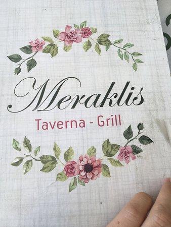 menù esterno