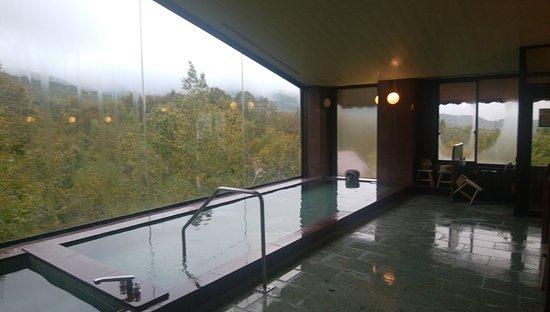 大浴場の展望風呂