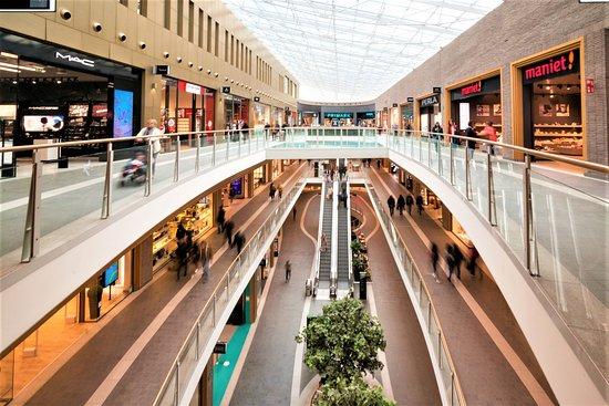Shopping Rive Gauche Charleroi
