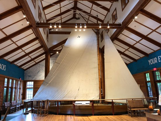 Skip the Line: Adirondack Experience, The Museum on Blue Mountain Lake Ticket: Boat in the Museum Reception