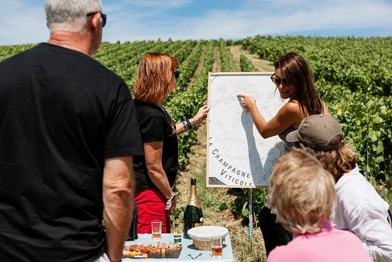 Epernay, Francja: Discover the Champagne region