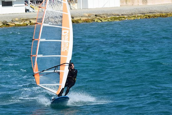 Dynamic Windsurfing Center Stockholm