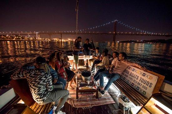 Senhora do Cais - Lisbon Boat Tours