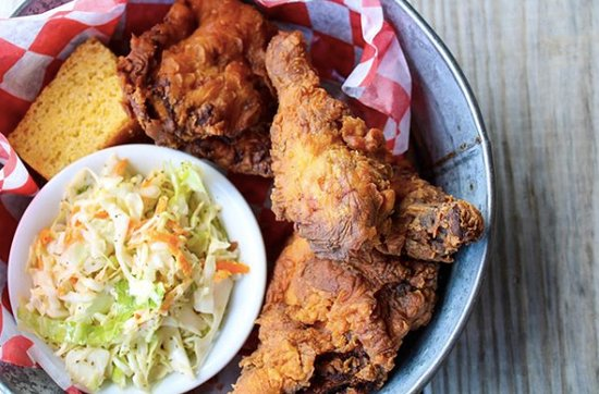 Delicious Country Fried Chicken