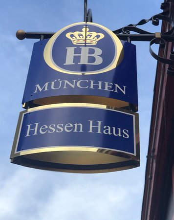 Great place to enjoy some German cuisine, and a huge list of beers.