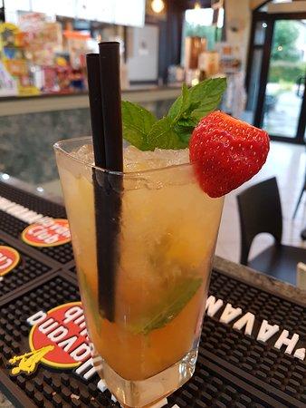 Cocktail analcolico gusto manco