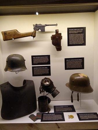 War artifacts