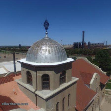 Administrative Building Dome