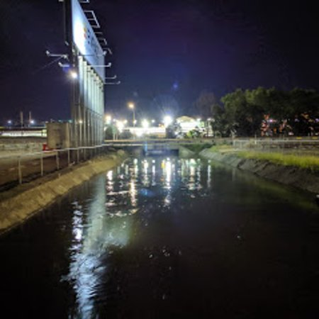 Canal Leading into CF&I