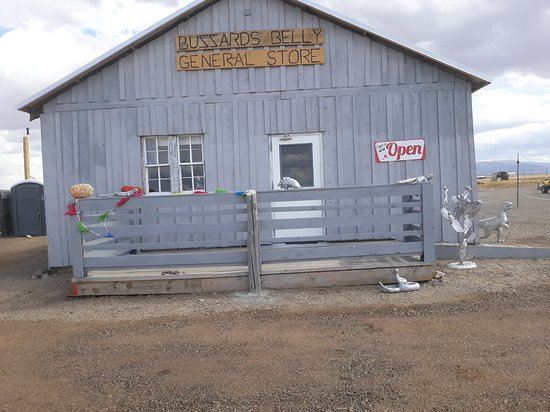 Buzzards Belly General Store