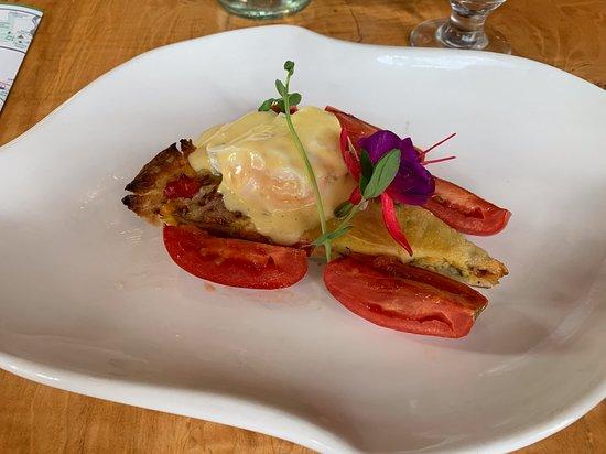 Lobster Quiche