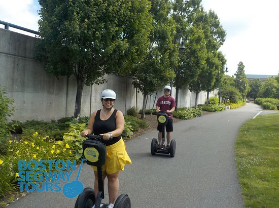 #Boston - the perfect #city for a #Segway #Tour, & the perfect way to spend time with the one you #love  😍  www.bostonsegwaytours.net