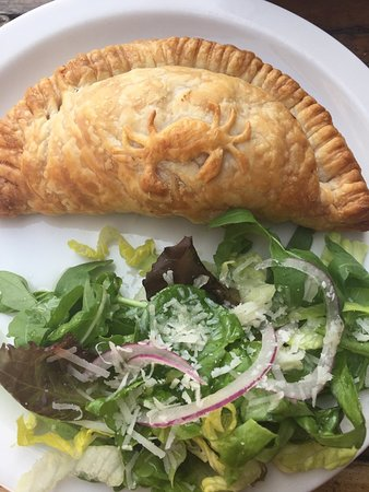 The Crab Shed: Crab Pasty :-)